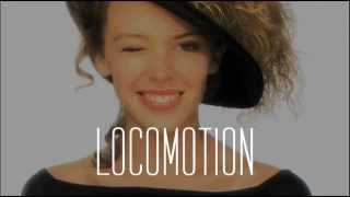 Kylie Minogue - Locomotion (original)