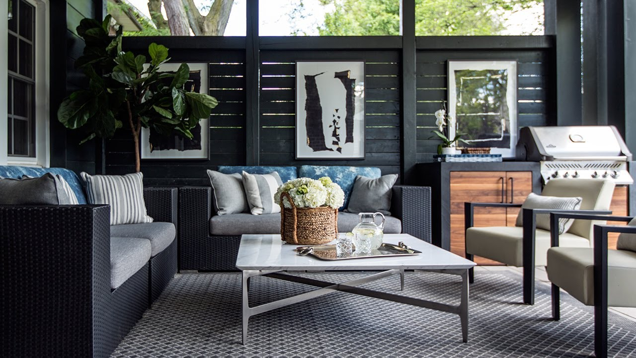 Interior Design How To Design A Beautiful IndoorOutdoor Space