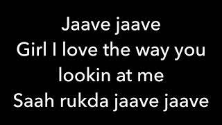jaan kad di jaave lyrics - Mumzy stranger