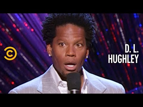 Why You Don't See Many Black Daredevils - DL Hughley