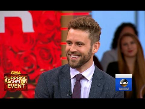 Bachelor Nick Viall Interview Live on