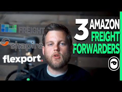Freight Forwarding 101 | Best Freight Forwarders for Amazon FBA | Ecommerce