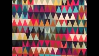 Modern Quilt Guild exhibit at Houston International Quilt Festival 2016