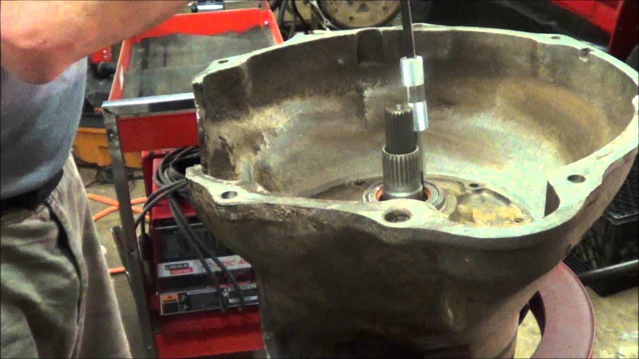 727 torqueflite rebuild