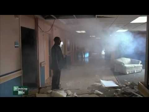 The Death of Gus Fring, Extended Edition BREAKING BAD Music Video 'Goodbye' by Apparat