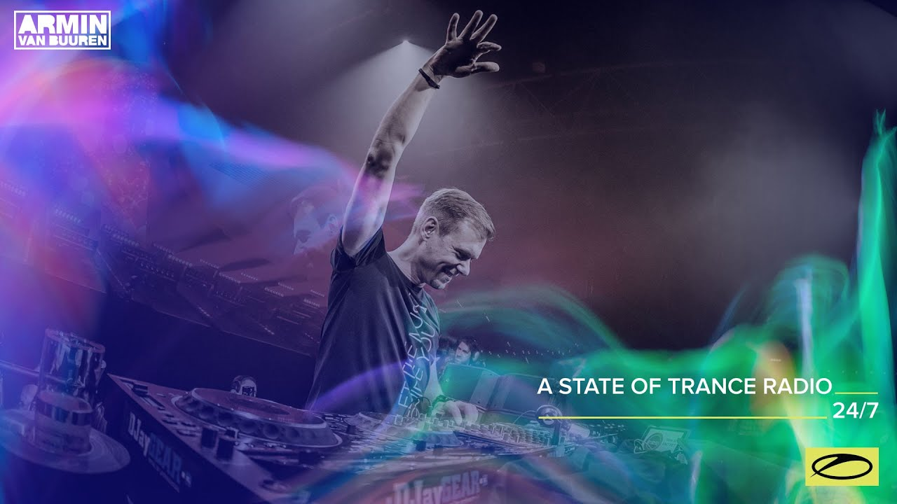 RADIOSHOW A STATE OF TRANCE LIVE 24/7