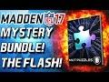 MYSTERY BUNDLE! NEW FLASH GORDON! - Madden 17 Ultimate Team