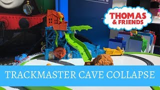 Toy Fair 2019 Preview Thomas & Friends TrackMaster Cave Collapse