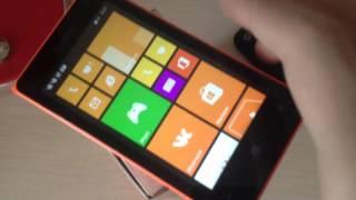 правдивый обзор Microsoft lumia 435