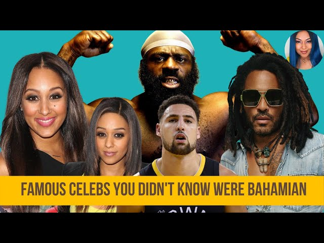 Famous People You Didn't Know Were Bahamian 🌟 | Lenny Kravitz | Tia and Tamera | This Bahamian Gyal