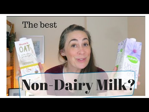 What's the Best Non Dairy Milk?
