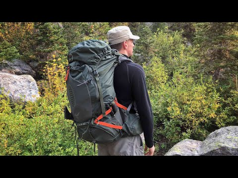Opsrey ATMOS and AURA AG | Pack Review