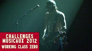 Working Class Zero, live à la Carène 2012