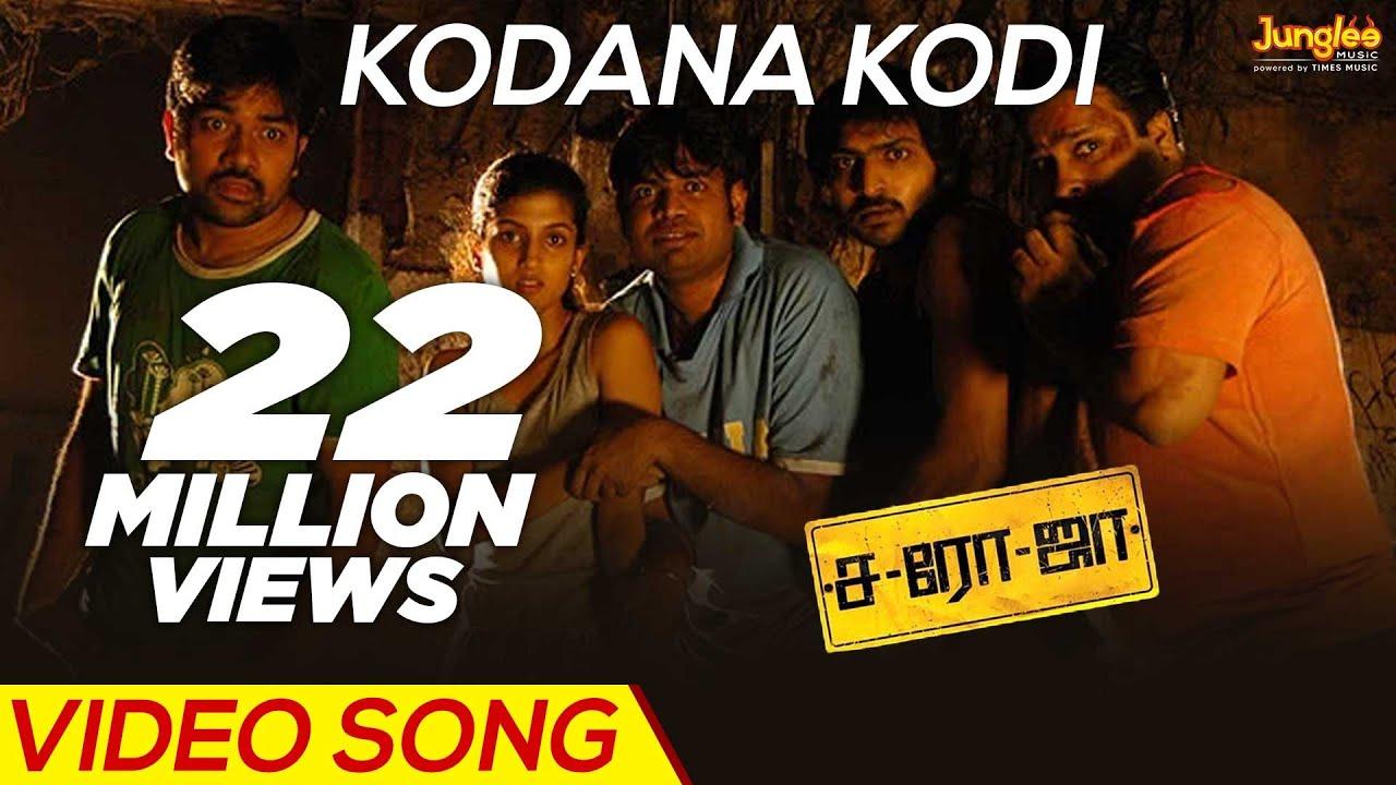 Download Kodana Kodi   Full Video Song   Saroja   Yuvan Shankar Raja   Venkat Prabhu