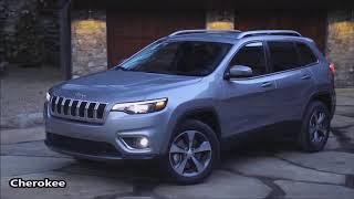 2019 Edge Titanium VS 2019 Jeep Cherokee | BEST CAR