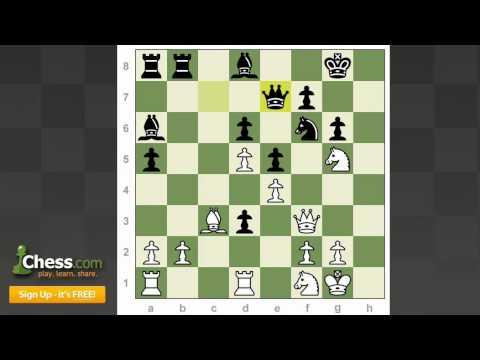 Sweet Chess Games: Korobov's Ruy Lopez Sicilian