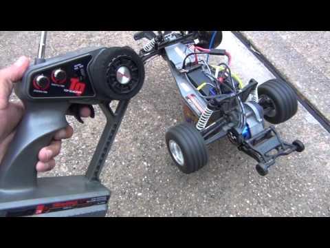 Traxxas Rustler VXL -- Throttle Problem?