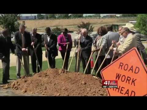 GDOT breaks ground on I/16/I-75 interchange construction