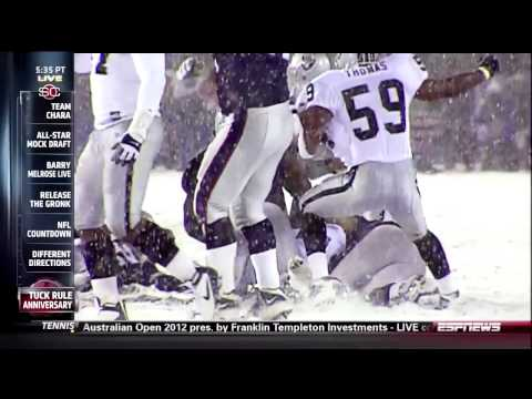 The Tuck Rule - 10 Year Anniversary