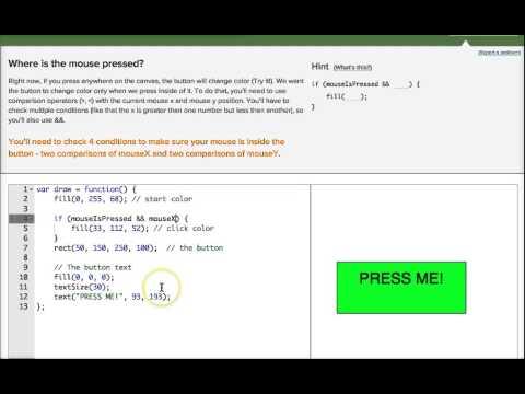 Khan Academy Smarter Button Challenge - YouTube