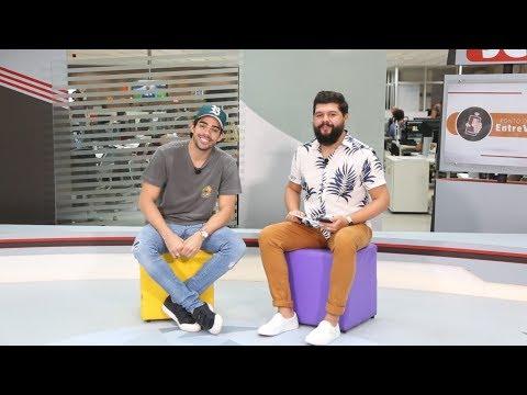 Gabriel Diniz na TV JC