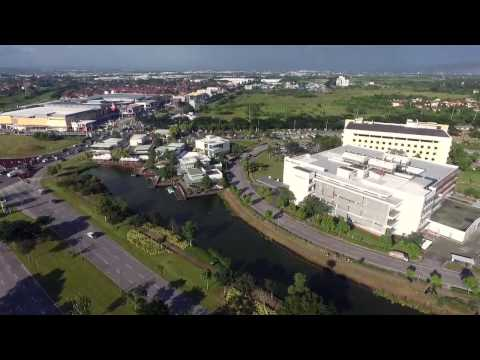 Nuvali Eco City Santa Rosa Laguna Long range 11km Drone Flight