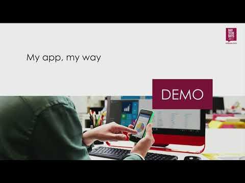 NAV TechDays 2017: Desktop & Mobile Client Enhancements