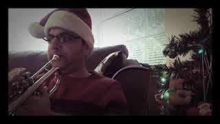 Day 23 (Angels from the realm of glory): Twenty Five Days of Christmas Trumpet