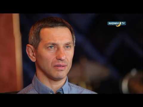 """""""Kazakh Sport Stars"""" #8 (24.07.16) - Kazakh TV - ru"""