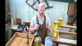 Wood Stain Colors and Options for the Woodworker