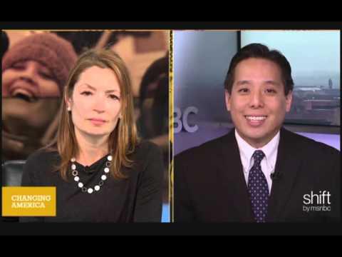 Chris Kang MSNBC interview