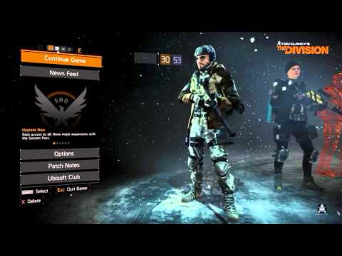 The Division ตอน วิธีการ Level Up Dark Zone แบบง่ายๆเหมือนกดสูตร [TH]