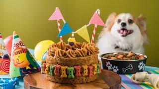 Pastel para Perro