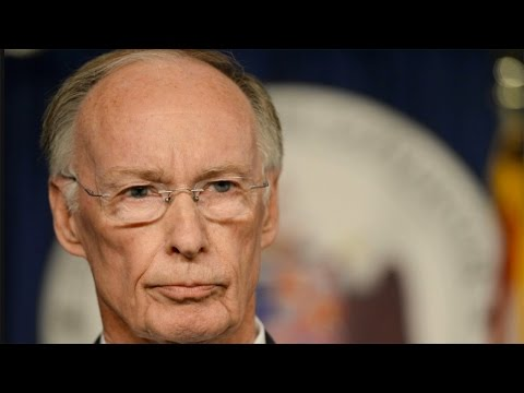 Governor Robert Bentley responds to allegations of an affair by state's top cop Spencer Collier