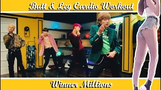 [IDOL BODY] KPOP BOYGROUP WINNER (위너) MILLIONS LEG & BUTT CA…
