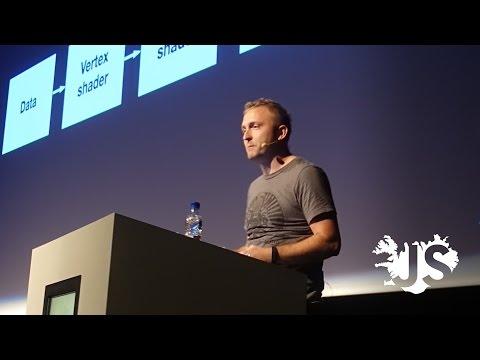 Arbitrary Computation on the GPU Using WebGL