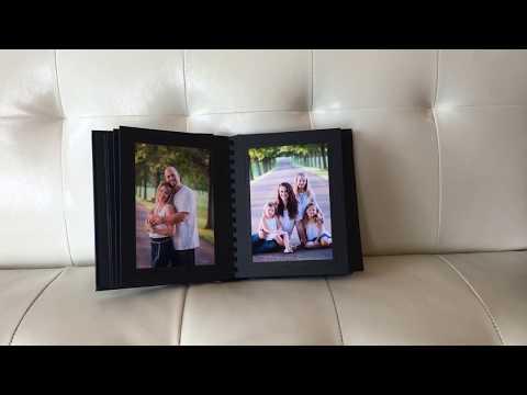 PHOTO ALBUM BOOK   FAMILY PHOTOS   IRISMAGIC.COM