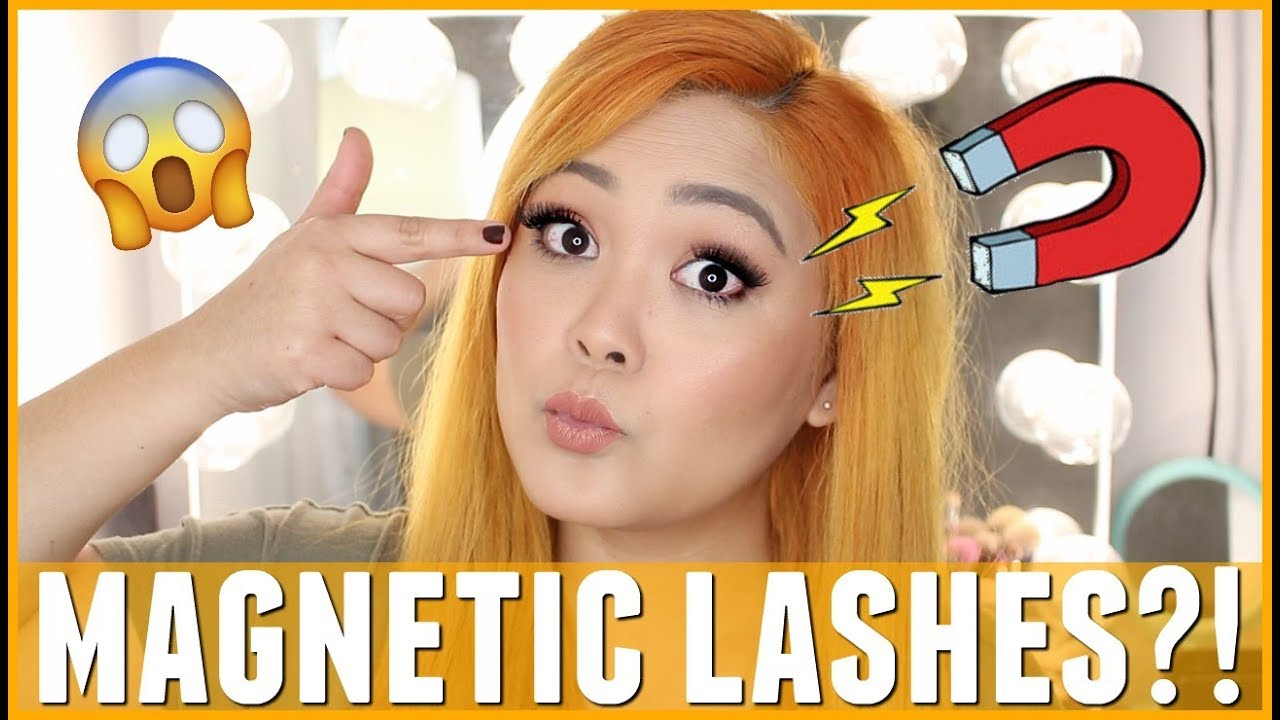 bb1df2ae565 Testing Out The NEW Ardell Magnetic Lashes // First Impression Review