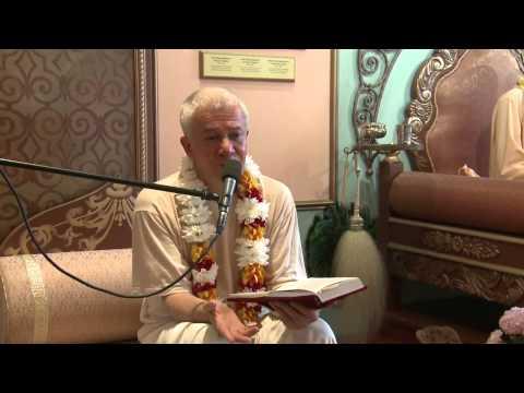 Бхагавад Гита 8.3 - Чайтанья Чандра Чаран прабху