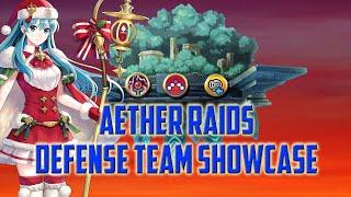 Aether Raids Defense Team Showcase - Surprise Attack! - Fire Emblem Heroes