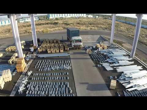 Abeinsa Power Structures Corporate Video
