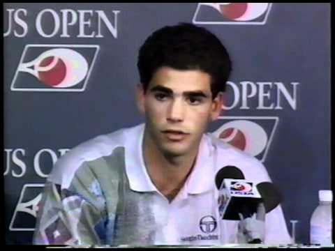 1993 US Open Highlights Part 7/9