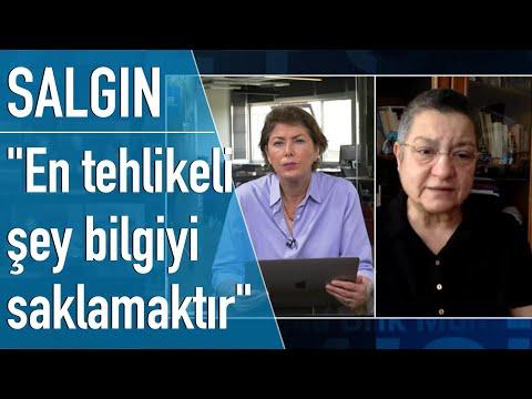 TİHV Başkanı Şebnem Korur Fincancı: Erdoğan'dan randevu istedim