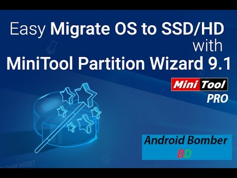 minitool partition wizard professional edition 9.1 free download