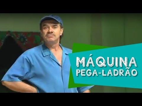 Máquina Pega-Ladrão - Nilton Pinto e Tom Carvalho - A Dupla do Riso