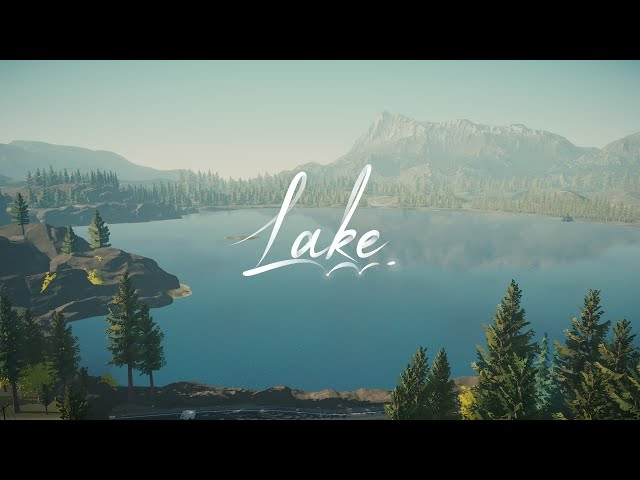 Lake [Complete Demo] - Gameplay PC