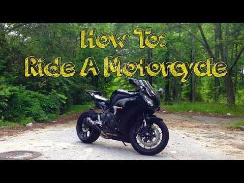 how to start a motorcycle for beginners