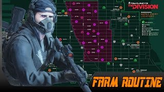 THE DIVISION SCHOOL #3 | BONNE  ROUTINE DE FARM PVE/PVP