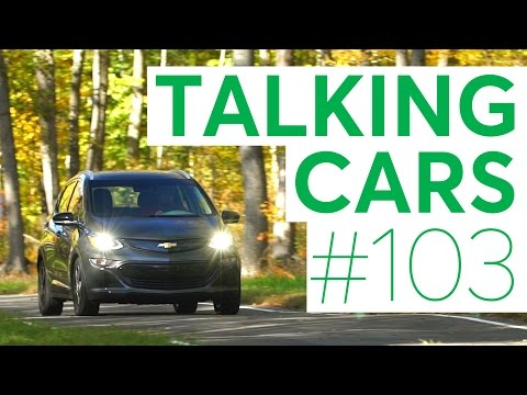 Talking Cars with Consumer Reports #103: Chevrolet Bolt | Consumer Reports
