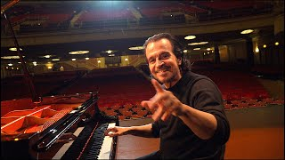 """PURE YANNI"" - ""Butterfly Dance"" - ""SoundCheck"" - Cleveland, OH"